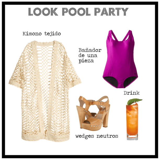 Look Pool Party