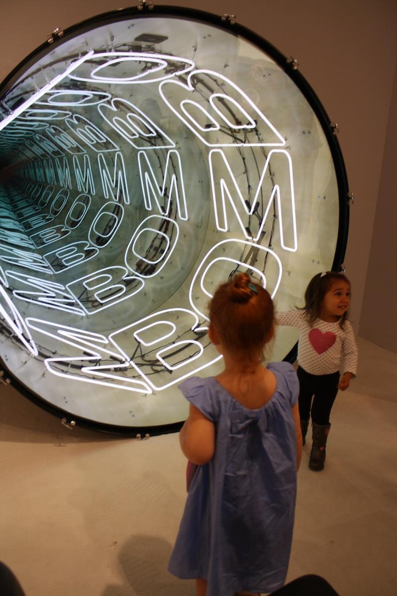 Art Basel con niños