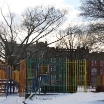 Playground en Sunset Park.