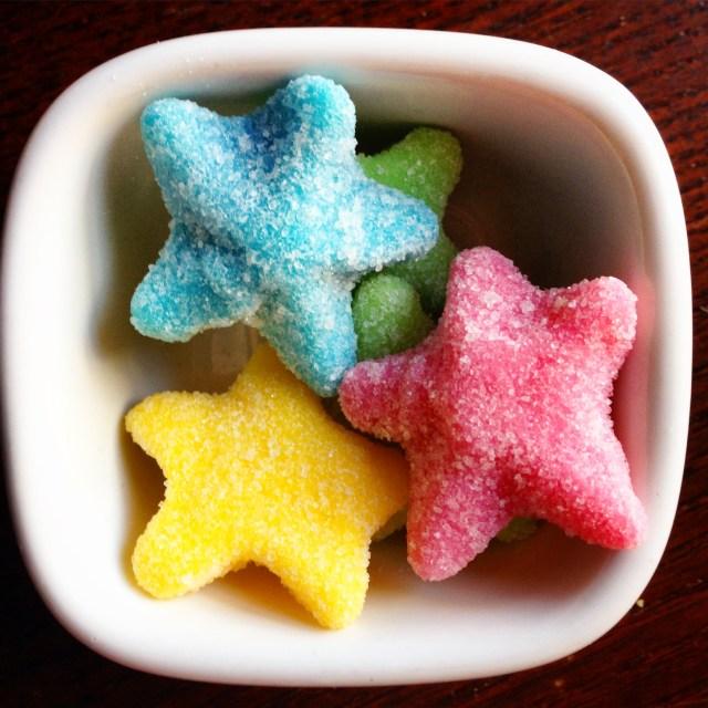 Sanded Starfish