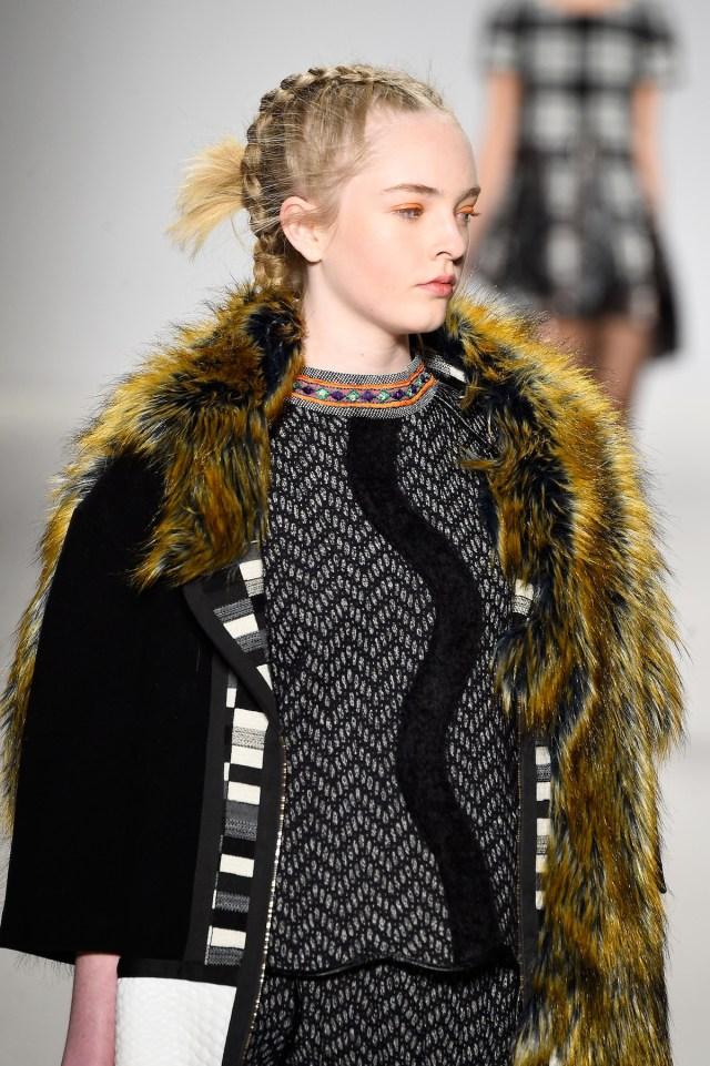 Custo Barcelona - Runway - Mercedes-Benz Fashion Week Fall 2015