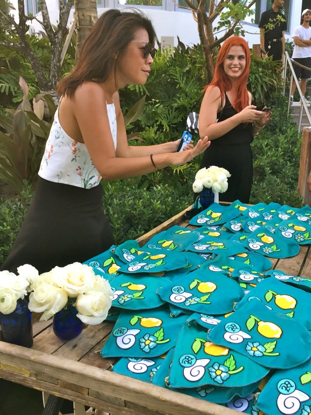 Dolce&Gabbana Light Blue   R29 Party at The Miami Beach EDITION