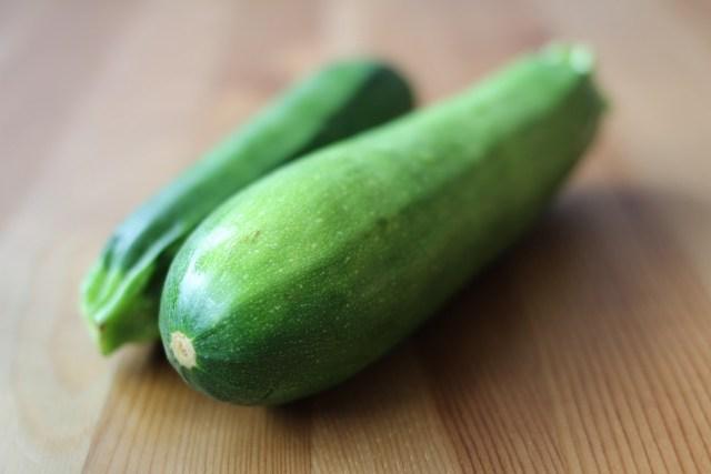 Carpaccio de calabacita /Zucchini carpaccio