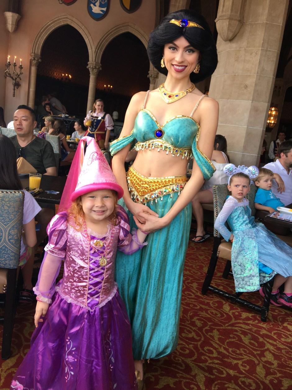 Disney Princesses - Jazmin
