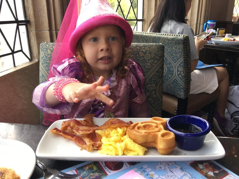 Desayuno con princesas