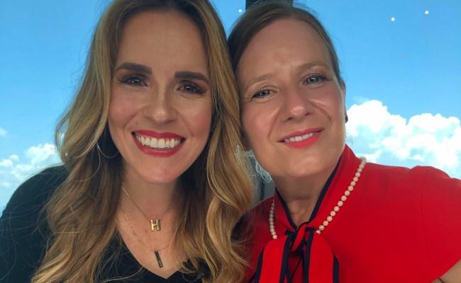 Rachel Hollis y Ana Cristina Enríquez