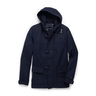 Nylon Toggle Coat
