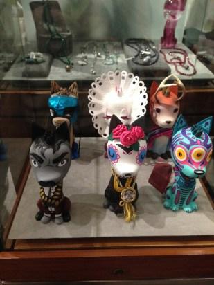Las figuritas de Xico invitan a empezar una colección.