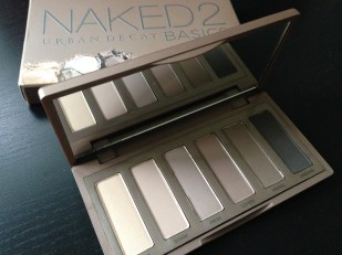 La paleta de color de Urban Decay Naked 2.