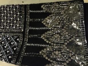 Esta espectacular falda se puede usar de muchísimas maneras.