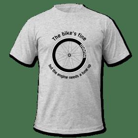 The bikes fine t shirt