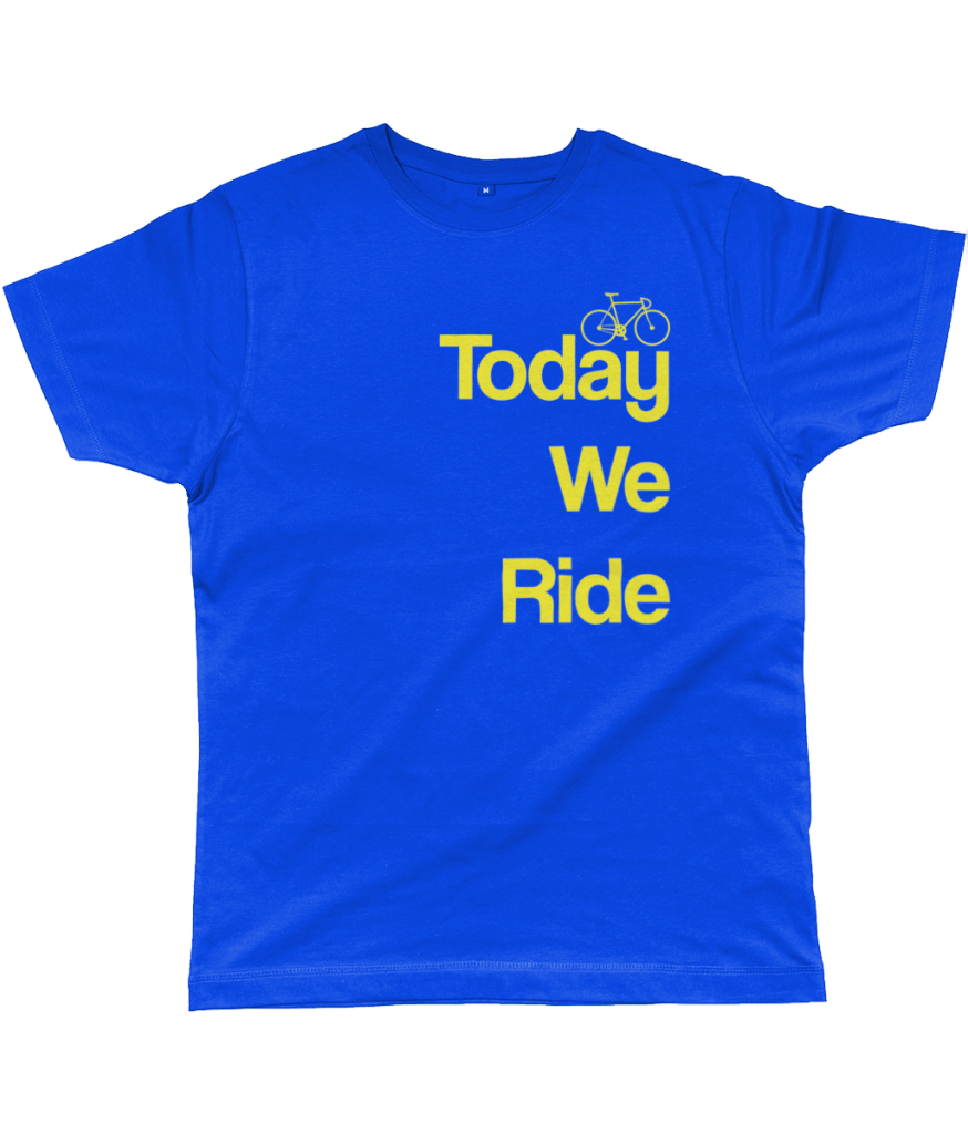 Today We Ride Men's T-Shirt