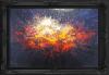 ・September, 2014  ・M40(1,000mm×652mm)  ・Canvas ・ Acrylic 作品紹介