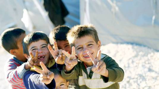 Kurdish-children