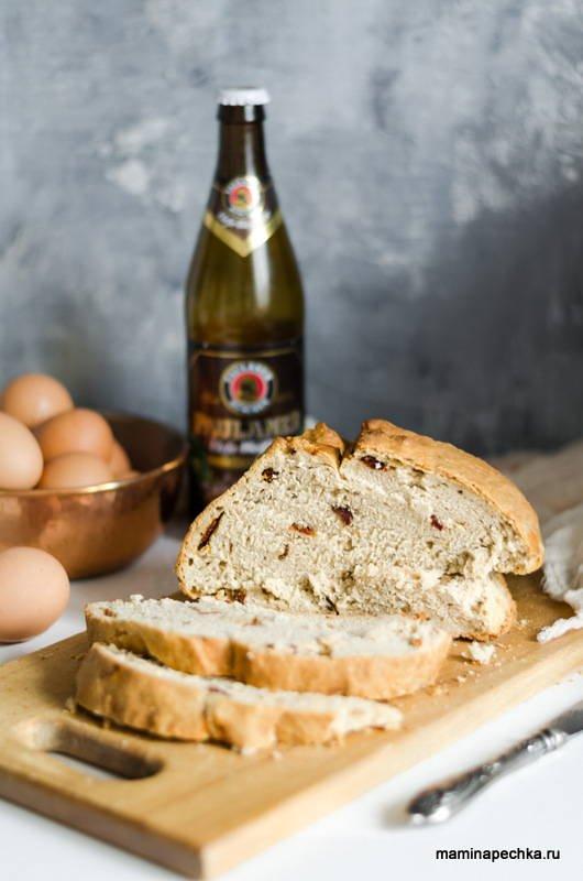 Хлеб на пиве