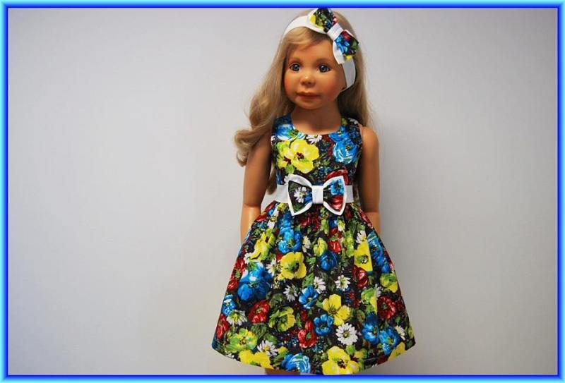 nagroda Marand Collection- sukienka z opaską w r.98