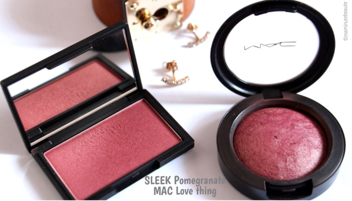 BLUSH SLEEK MINERALIZE BLUSH MAC