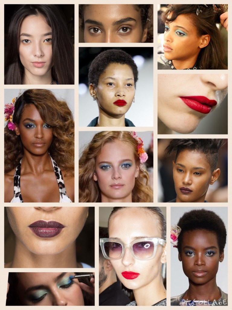 inspirations beauté fashion week new york