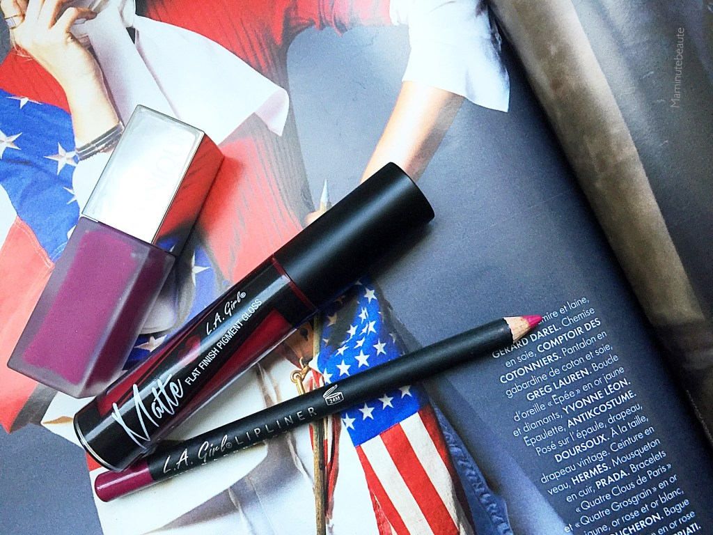 Clinique pop liquid matte lip Black Liquorice Pop