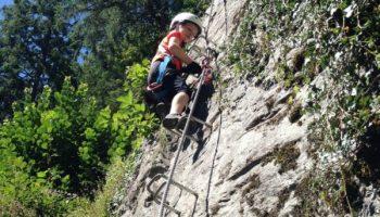 Klettersteig Für Kinder : Kinder klettersteig in kitzbühel alps u2022 mami rocks