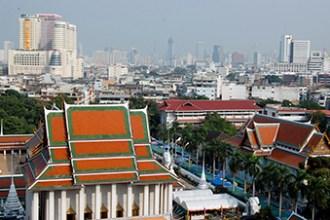Zwischenstopp Bangkok