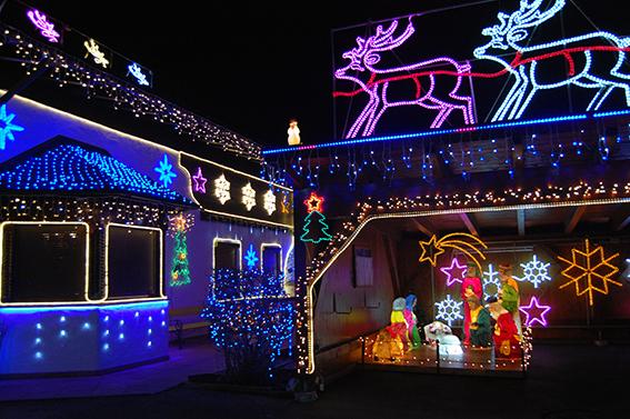 Konsum Lichter Weihnachten