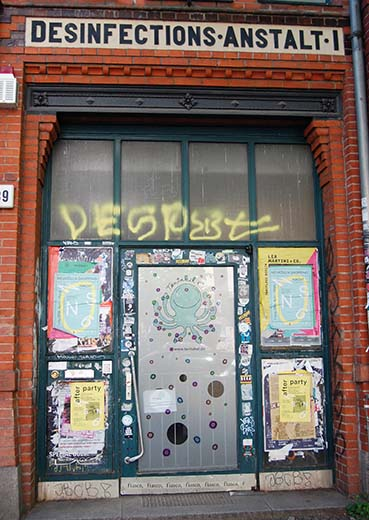 Berlin rockt - Blogfamilia 2016