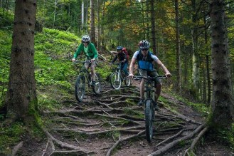 Mountainbiking in Tirol mit Mountain Edge