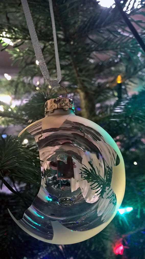 Weihnachten in echt