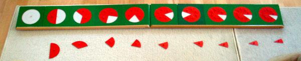 Regelschulkinder mit Montessorimaterial fördern