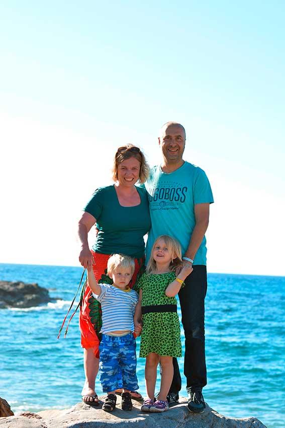 Nadine Luck Beruf Schreiben und Kinder