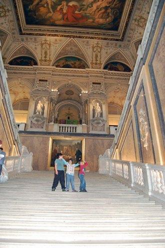 Urlaub mit Kindern in Wien