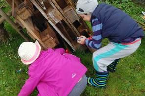 Ostern mit Kindern feiern – Osterwochenende in Bildern