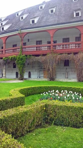 Kindergeburtstag in Innsbruck auf Schloss Ambras feiern