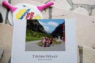 Urlaubserinnerungen festhalten gelingt schnell und schön dank Fotobüchern! 5 Schritte zum perfekten Fotobuch!