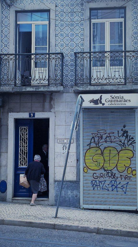 Ferien für Mama - die Welt entdecken - Lissabon Portugal