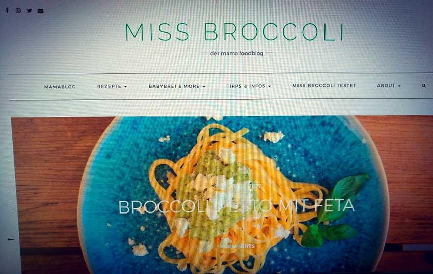 Wenn Job und Kindererziehung sich ergänzen, klappt die Vereinbarkeit wunderbar: Miss Broccoli im Interview.