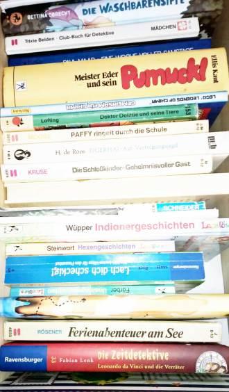 Bücher für Lesemuffel