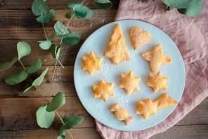 Zuckerfreie Kekse: Vegane Apfelmus-Süßkartoffel-Kekse für Kinder #22