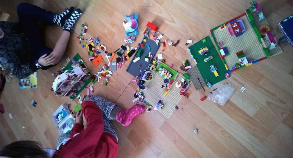 Zwischen den JAhren und Silvester feiern mit Kindern