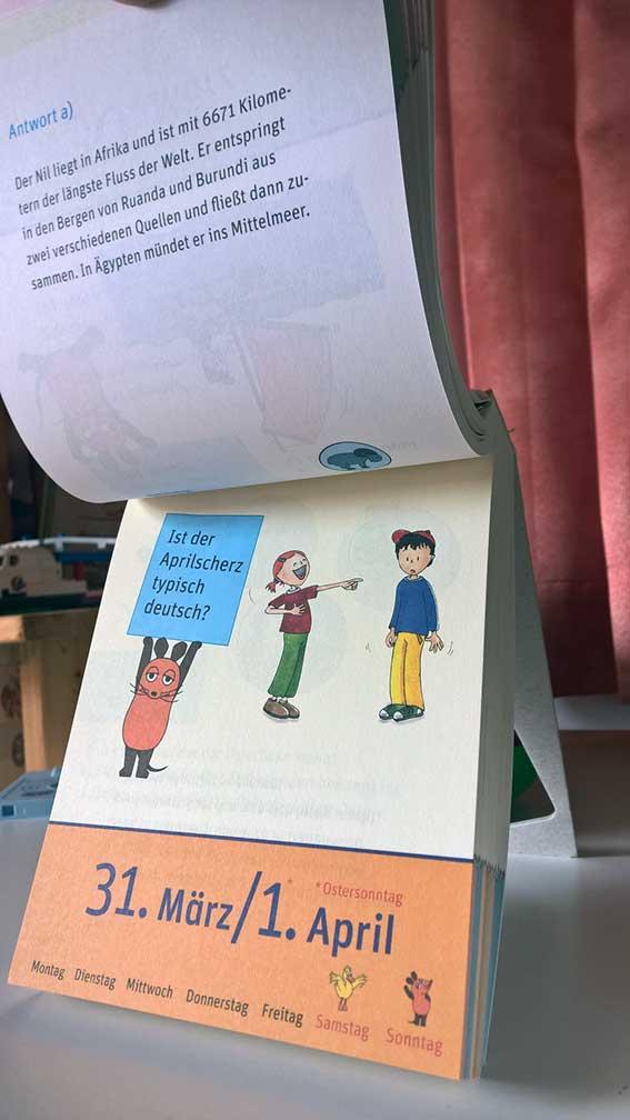Zeitgefühl bei Kindern: Wir lernen Wochentage, Monate und Stunden kennen - Zeit zum BEgreifen