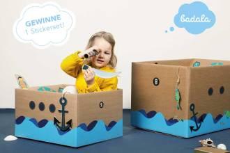 Gewinnspiel: Müll vermeiden mit den Badala Sticker Boxen