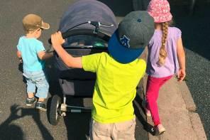 Karierre auf Eis: Glückliche Hausfrau und Mutter
