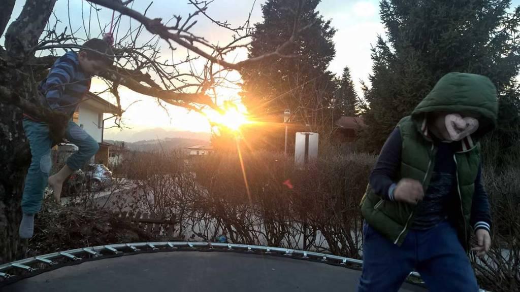 Endlich Frühling in Berg und Tal! Ein schönes Wochenende unter uns!