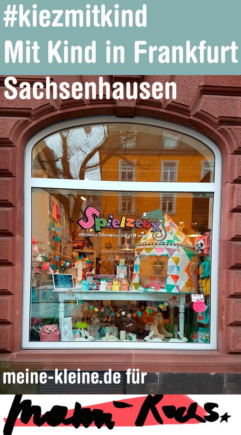Mit Kind in Frankfurt Sachsenhausen: Tipps für Mama-Shopping, Kultur und Erholung