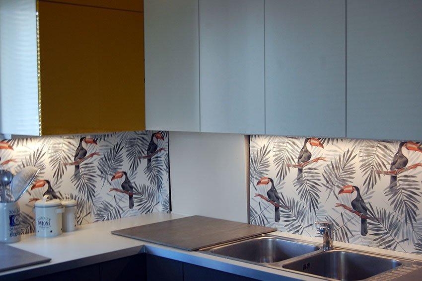 Projekt Wohlfühlküche