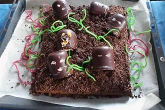 Halloween Kuchen Rezept