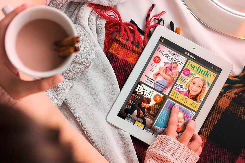 Zeitschriftenabo schenken