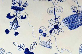 Normaler Wahnsinn: Malerei heute in der FARBKAMMER - für wen und warum male ich: KUNST MIT MÜLL