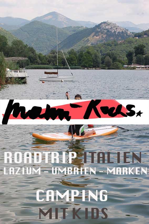Roadtrip Mittelitalien - Lago Piediluca - Umbrien